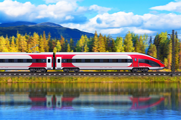 Amazing scenery through 5 mind blowing train rides